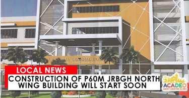 JRBGH New Building CDO