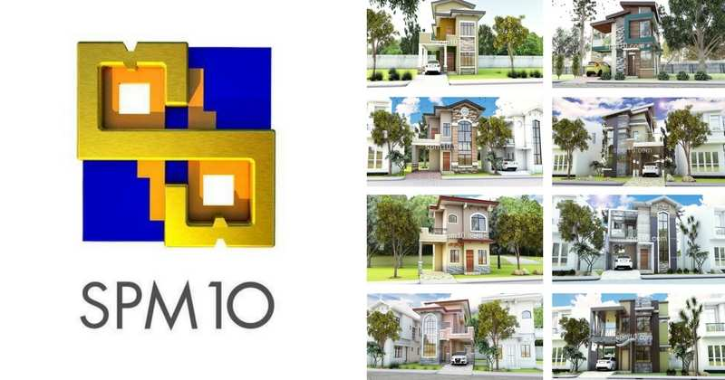SPM 10 CDO, Architectural Home Design