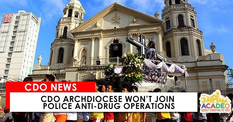 cdo archdiocese tokhang