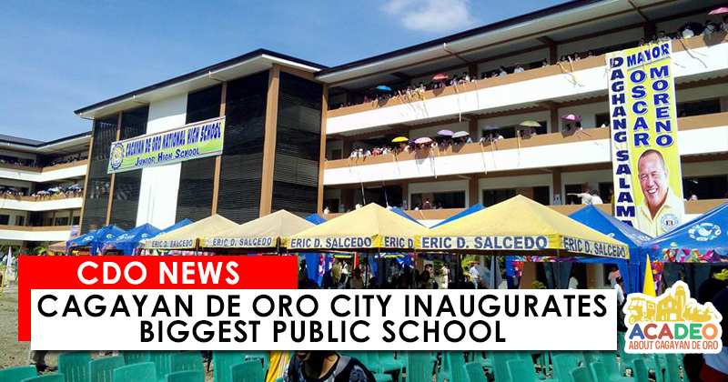 cdo biggest public school