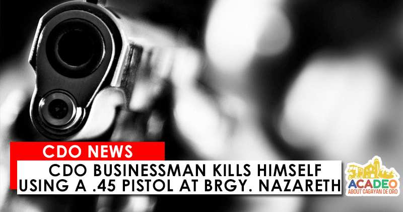 businessman killed himself