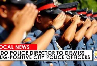 cdo drug test police