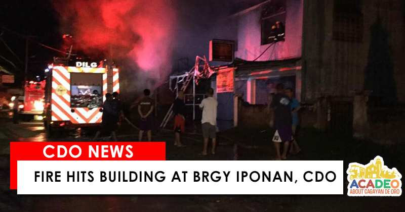 fire hits iponan cdo