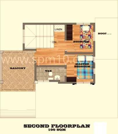 SMP 10 Home Design Kyra CDO