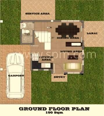 SMP 10 Home Design Luce CDO