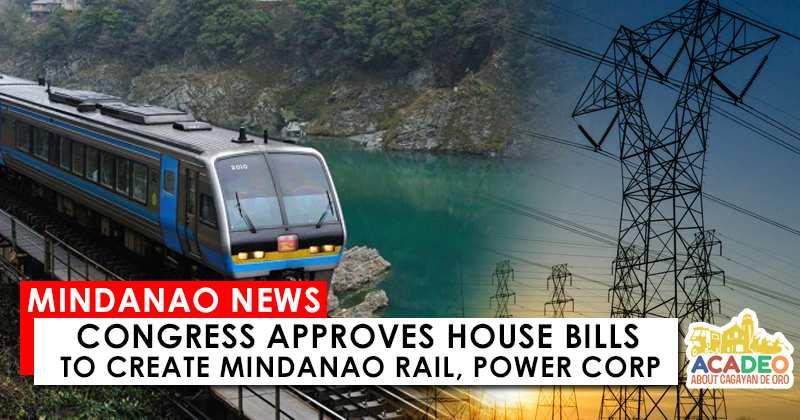 congress mindanao rail