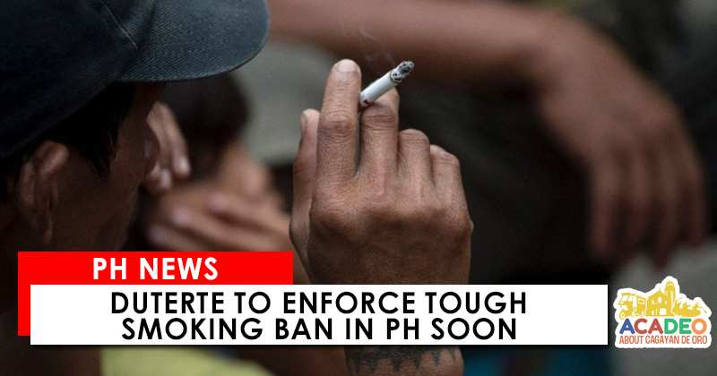 smoking ban in ph