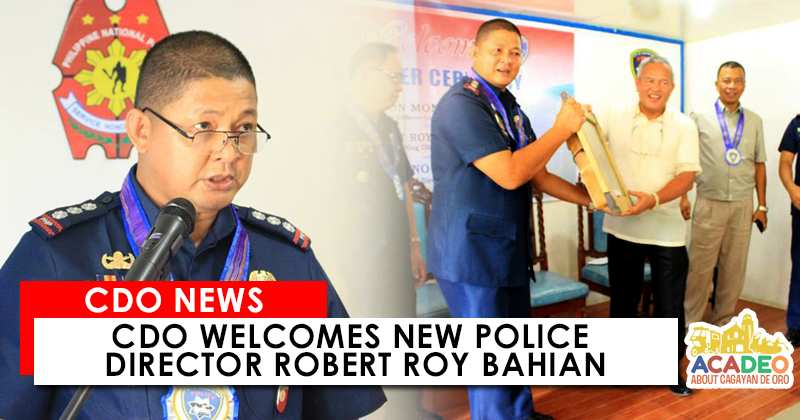 cdo new police director bahian