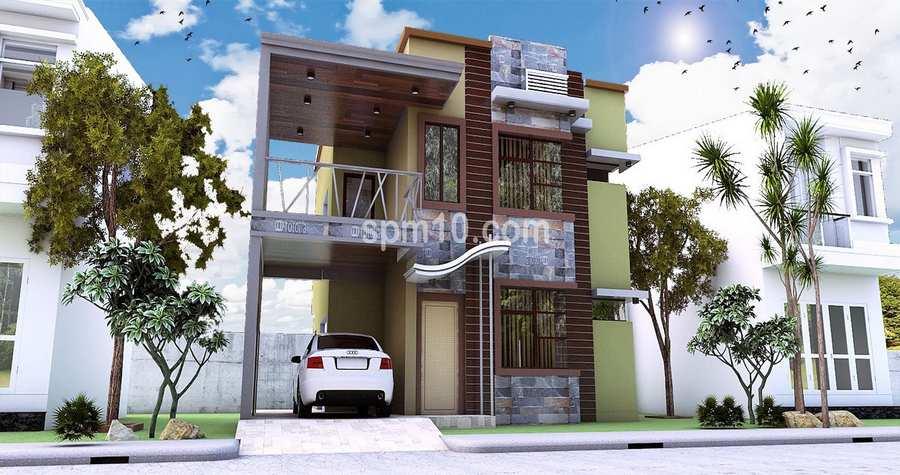 SMP 10 Home Design Sandra CDO