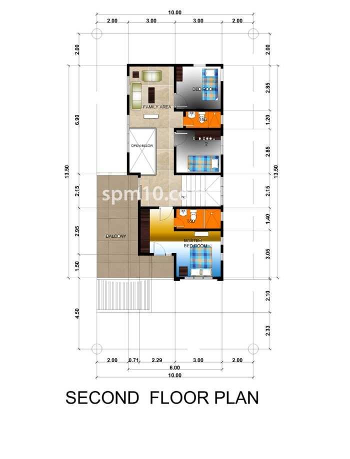 SMP 10 Home Design Tallia CDO