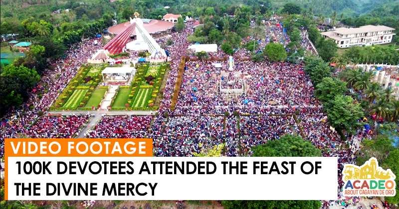 feast of the Divine Mercy, Divine Mercy Shrine, Divine Mercy Shrine El Salvador