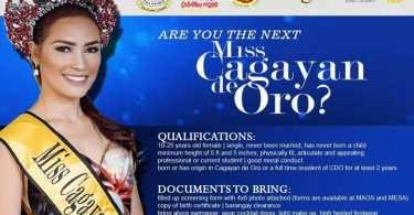 Miss Cagayan de Oro 2017