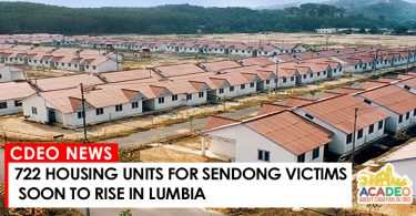 722 Housing Units in Lumbia