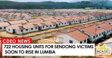 722 Housing Units in Lumbia