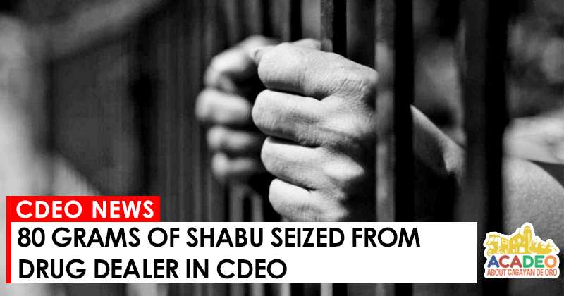 shabu, cagayan de oro city, drug dealer apprehended