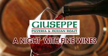 Guiseppe Night of Fine Wines