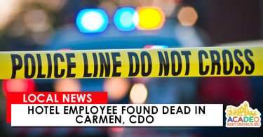 hotel employee found dead