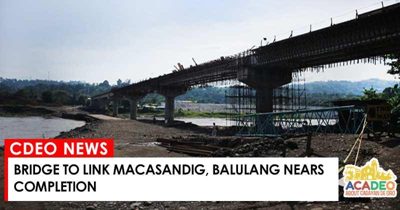 Balualang-Macasandig Bridge