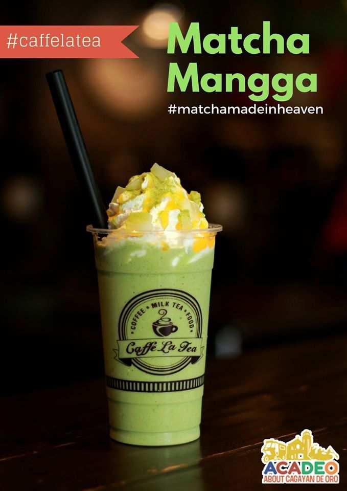 Matcha Mangga