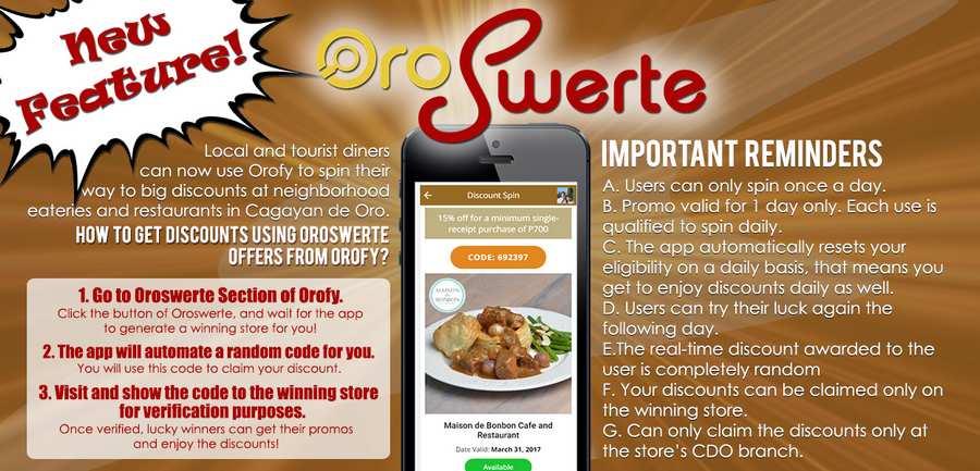 orofy cdeo mobile app
