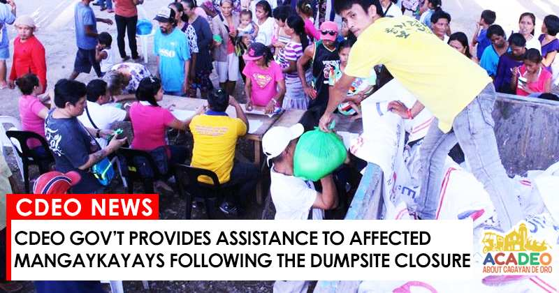 cagayan de oro government, dumpsite closure cdo