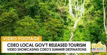 summer cdo destination