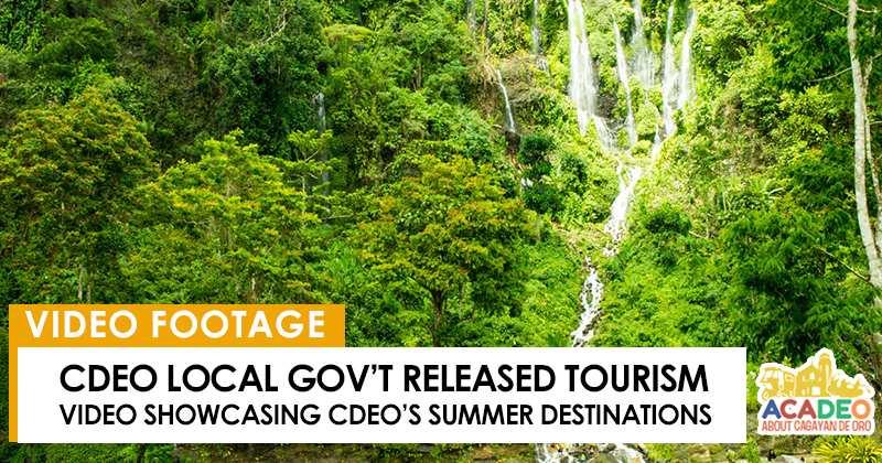 summer cdo destination