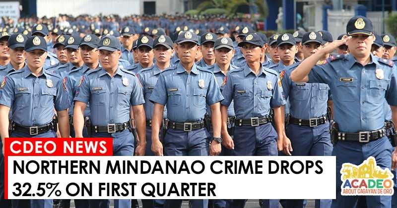 northmin crimes drops