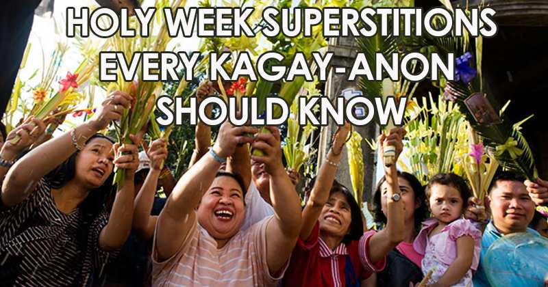 superstitions holy week