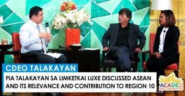 PIA Talakayan, 2017 ASEAN Summit, PIA Talakayan Discussed ASEAN