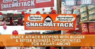 snack attack cdo
