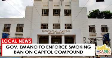 05232017 - SMOKING BAN ON MISOR CAPITOL