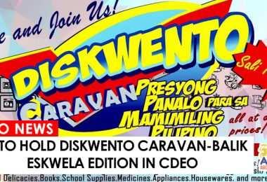 05252017 - DISKWENTO CARAVAN