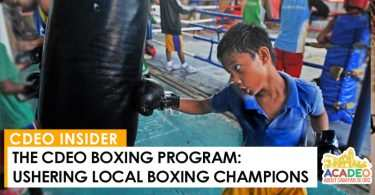 CDEO BOXING AT DIVISORIA