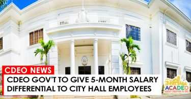 CDEO SALARY INCREASE