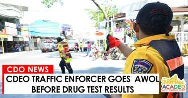 CDO TRAFFIC ENFORCER