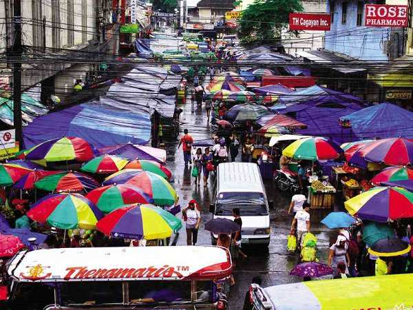 COGON MARKET BEFORE