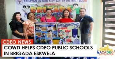 COWD HELP SCHOOLS