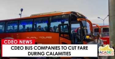 Cdeo bus cut fare