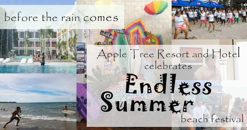 apple tree holds endless summer