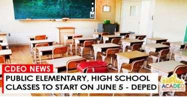 FIRST DAY O SCHOOL
