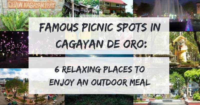 Famous Picnic Spots in Cagayan De Oro