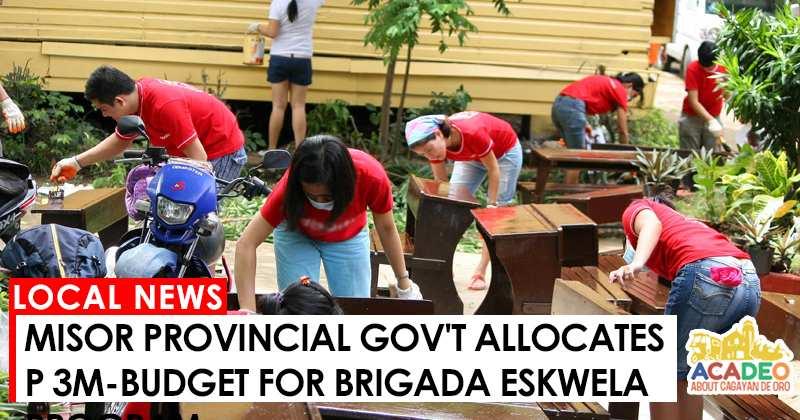 Brigada Eskwela Misamis Oriental