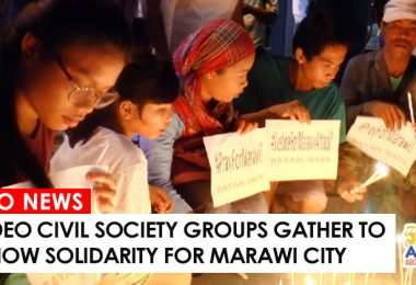 SOLIDARITY FOR MARAWI