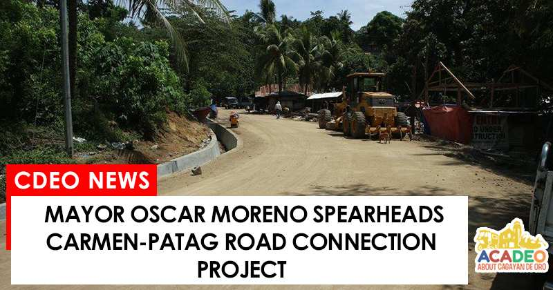 patag-carme road connection