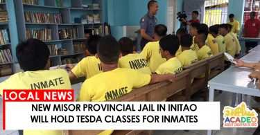 new misor jail initao