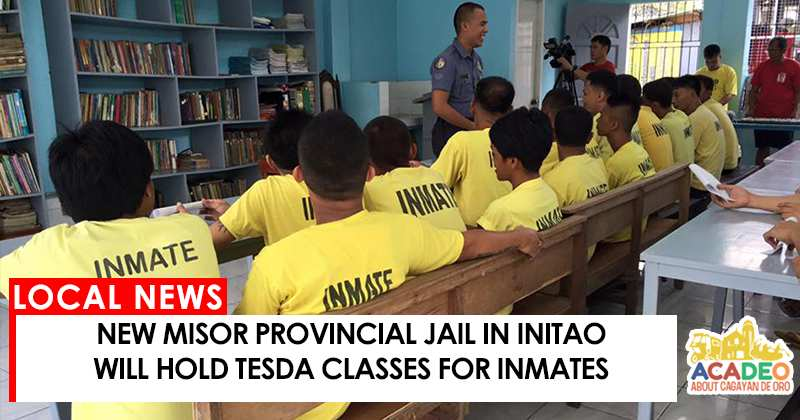 new misor jail initao