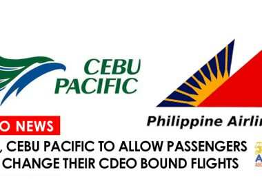 philippine airlines and cebu pacific