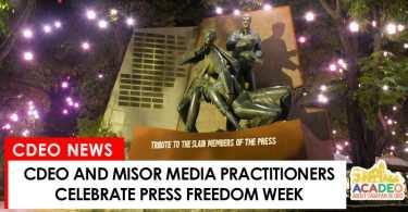 press freedom week in cdo