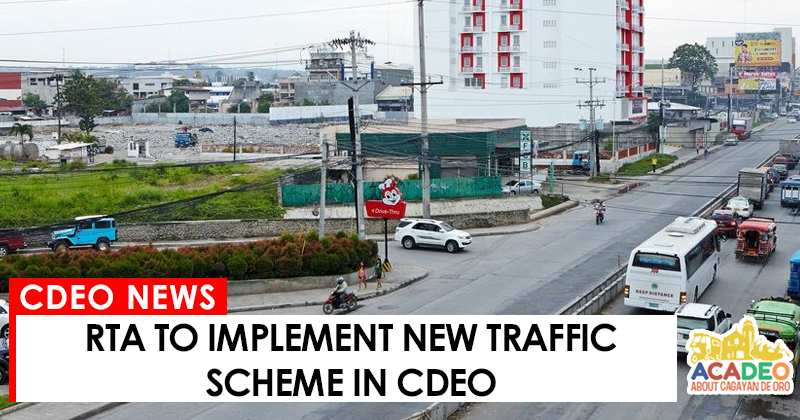RTA Implements New Traffic Scheme in CDeO